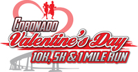 Coronado Valentines Day 10K, 5K & 1 mile run - San Diego, CA - Coronado_BASIC-new.jpg