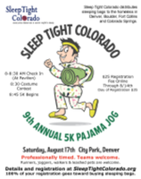 Sleep Tight Colorado's 9th Annual 5K Pajama Jog - Denver, CO - race76833-logo.bC8c4S.png