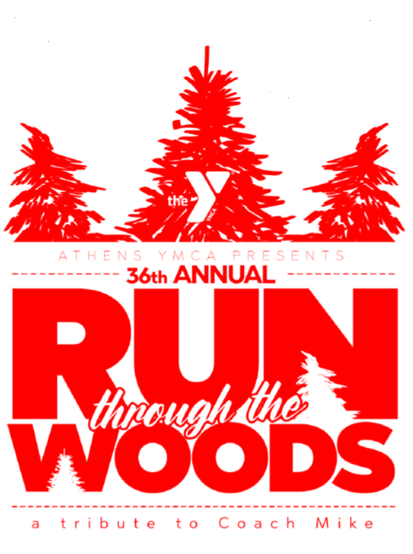 d18ef063 37th ANNUAL COACH MIKE'S RUN THROUGH THE WOODS 5K - Athens, GA - 5k ...