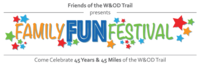Family Fun Festival and 5K Run/Walk, presented by Friends of the W&OD Trail - Leesburg, VA - 1f590ce9-3a2f-4665-8c5e-5f10a930dd93.png