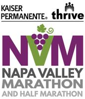 Napa Valley Marathon and Half Marathon  - Napa, CA - NVM-2019-stacked-logo.jpg