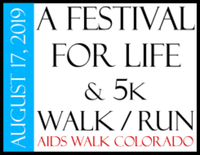 Festival For Life & 5K Walk/Run: AIDS Walk Colorado - Denver, CO - race76939-logo.bC9w2I.png
