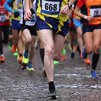 LIVE 2019 Footprints in the Sand 1 Mile, 5K, 10K, 13.1, 26.2 -Rochester - Rochester, New York - running-3.png