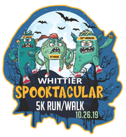 Whittier Spooktacular 5K  - Whittier, CA - 84940_WCF_5k_Logo_2019_Final_outline.png