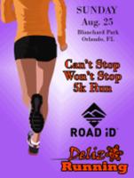 Can't Stop, Won't Stop 5k Run at Blanchard Park - Orlando, FL - race77475-logo.bDcB23.png