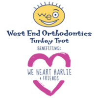 West End Orthodontics Turkey Trot benefiting We Heart Harlie & Friends - Glen Allen, VA - race77477-logo.bDcnYe.png