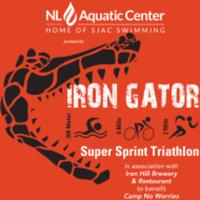 The 1st Annual Camp No Worries Iron Gator Super Sprint Triathlon - Voorhees, NJ - race78017-logo.bDh7Kt.png