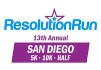 San Diego Resolution Run 5K/10K/Half Marathon - San Diego, CA - 2020-RR-Logo.jpg
