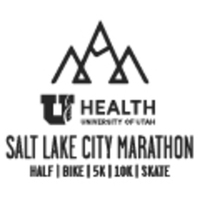 Salt Lake City Marathon - Salt Lake City, UT - SLCM19_Primary_Logo_Vertical_Grey_Small.jpg