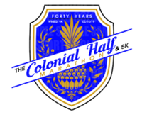 41th Colonial Half Marathon and 5K - Williamsburg, VA - race68750-logo.bDlm_L.png
