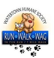 Run Walk Wag 5k & 1 mile fun walk - Watertown, WI - RWW_Log.JPG