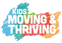 Kids Moving & Thriving 5K & 1 Mile Fun Run - Kalamazoo, MI - race79158-logo.bDqJuP.png
