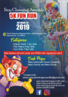 Stop Clowning Around 5k Fun Run - Sacramento, CA - race78347-logo.bDkkJE.png