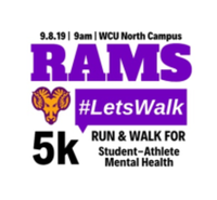 Rams Let's Walk: A 5k Run & Walk to Support Student-Athlete Mental Health Initiatives - West Chester, PA - race77459-logo.bDiKy2.png