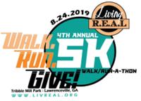 Annual R.E.A.L. Life Campaign's 5K Walk/Run-a-thon - Lawrenceville, GA - race79541-logo.bDuhq9.png