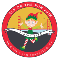 Elf on the Run 5k & 10k - San Francisco, CA - ElfRun-Logo-Circle.png