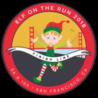 Elf on the Run 5k & 10k - San Francisco, CA - ElfRun-Logo-Circle.png