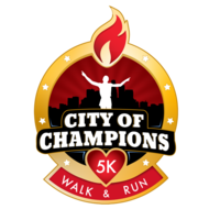 City of Champions 5k Walk/Run - Inglewood, CA - COC-WALKRUN-LOGO-v01.png