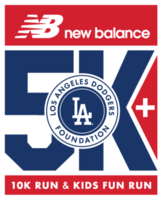 New Balance Los Angeles Dodgers Foundation 5K & 10K Run and Kids Fun Run, presented by your SoCal Honda Dealers - Los Angeles, CA - LADF_15-5k-10k-Logo.png