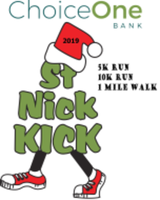 ChoiceOne Bank St. Nick Kick - Newaygo, MI - race79435-logo.bDvVyi.png