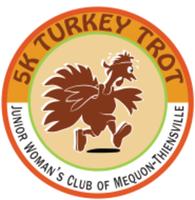 Junior Woman's Club Of M-T 5K Turkey Trot & Gobble Gallop - Thiensville, WI - race80141-logo.bDziiI.png