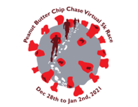 New Year's Day Peanut Butter Chip Chase 5K Virtual Walk or Run - Temple, NH - race67819-logo.bFEiLI.png