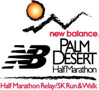 New Balance Palm Desert Half Marathon & 5k - Palm Desert, CA - 2016_NB_PD_Half_Logo.jpg