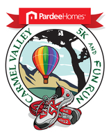 5th Annual Pardee Homes Carmel Valley 5K & Fun Run - San Diego, CA - Carmel_Valley_5K___Fun_Run_Logo_Pardee_Homes.jpg