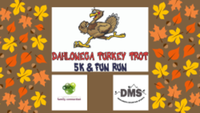 Dahlonega's 6th Annual Thanksgiving Day Turkey Trot 5k and Fun Run - Dahlonega, GA - race40002-logo.bDGndt.png