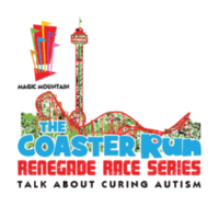 Coaster Run at Six Flags Magic Mountain - Valencia, CA - 2017CoasterRun_logo_v2.png