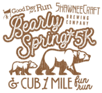 Bearly Spring 5K & Cub 1 Mile Fun Run - Shawnee On Delaware, PA - race81787-logo.bDNCR2.png