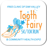 2015 Free Clinic of Simi Valley Tooth Fairy 5K/10K and 1K Kids Fun Run & Community Health Expo - Simi Valley, CA - 2015_Logo_Badge.png