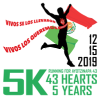 RUNNING FOR AYOTZINAPA 43 - 5K x 43 Hearts x 5 Years - Brooklyn, NY - race81877-logo.bDQmy6.png