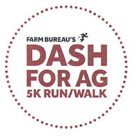 FARM BUREAU'S DASH FOR AG 5K RUN/WALK - Athens, GA - c6983e31-552c-41f4-b708-08893b401db1.png