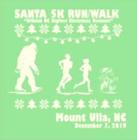 Santa 5K Run/Walk for Hunger & Official NC Bigfoot Christmas Reunion - Mount Ulla, NC - race25843-logo.bDTkUL.png