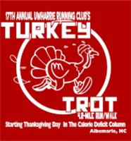 17th Annual Uwharrie Running Club's Turkey Trot 4.2-Mile Run - Albemarle, NC - race26912-logo.bDVF93.png