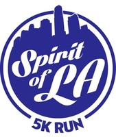 11th Annual Spirit of LA Run - Los Angeles, CA - SpiritofLALogo.jpg
