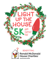 Light Up The House 5k & Family Day - Jacksonville, FL - RMHC_Jax_Light_Up_The_House_5KLogo_Benefitting_RMHC.PNG