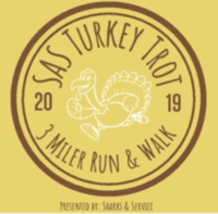 Sharks & Service Turkey Trot 3 Miler Run & Walk - Fort Lauderdale, FL - race82866-logo.bDWWOz.png