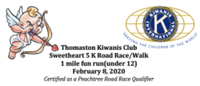 Thomaston Kiwanis Sweetheart 5K and 1 Mile Fun Run - Thomaston, GA - race82185-logo.bDXyE2.png