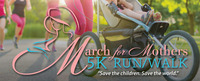 March for Mothers 5k Run/Walk - San Diego, CA - Banner.jpg