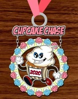 Cupcake Chase 5k - Phoenix, AZ - CUPCAKE_CHASE_MEDAL.jpg