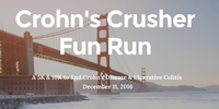 Crohn's Crusher Fun Run - San Francisco, CA - 3dfcc4c8-7b8d-408e-a2b5-c23d5f16f867.png