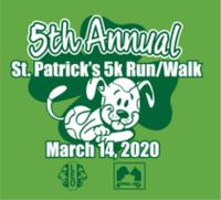 5th Annual St. Patrick's 5K Run/Walk - Coloma, MI - race55221-logo.bDYFdL.png