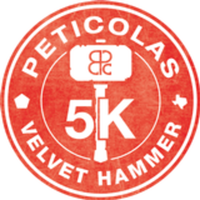 The Peticolas Velvet Hammer 5K - Dallas, TX - VH5K_Logo.png