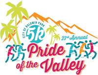 Pride of the Valley 5K - Baldwin Park, CA - 5K_LOGO_2017.jpg