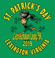 Springtime Leprechaun Leap 5K Race - Run/Walk Saturday, March 28, 2020 Lexington, VA - Lexington, VA - race39662-logo.bCd7wa.png
