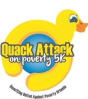 Quack Attack on Poverty 5k - Orlando, FL - qa-logo.png