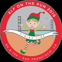 Elf on the Run - San Francisco, CA - elf-on-the-run-2019-logo.png