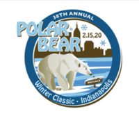 38th Annual Polar Bear Winter Classic - 5K, 10K & The Bear - Indianapolis, IN - 2020_PB_logo_for_FB.png